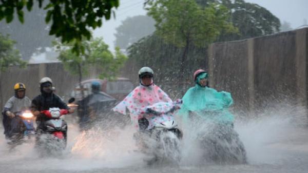 Không khí lạnh tràn về, Hà Nội sắp có mưa lớn trên diện rộng