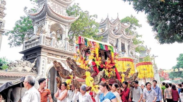 Lễ hội Tiên La: Sức hút văn hóa tâm linh
