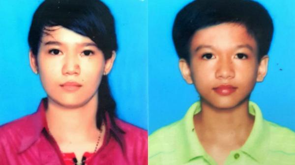 Thiếu nữ và em trai quê Thái Bình mất tích bí ẩn ở Sài Gòn