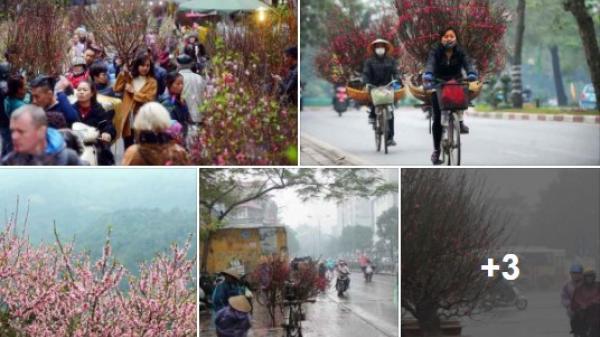 Không khí lạnh sẽ tràn về đúng ngày Giao thừa, miền Bắc đón Tết trong giá rét
