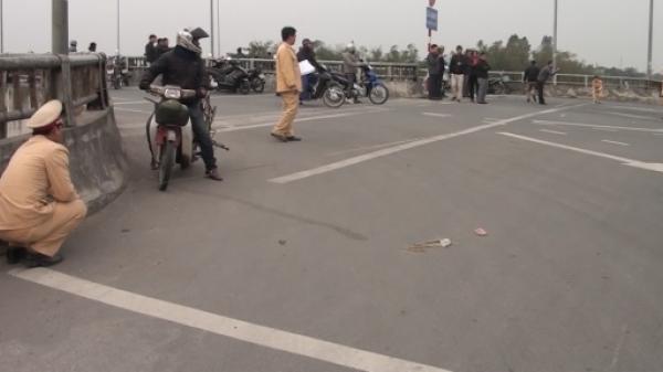 Vũ Thư (Thái Bình): Tai nạn nghiêm trọng, 1 người chết thảm do va chạm với xe đầu kéo