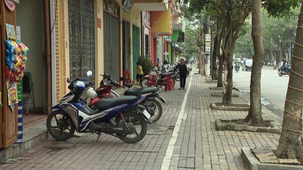 Thành phố Thái Bình đường thông hè thoáng