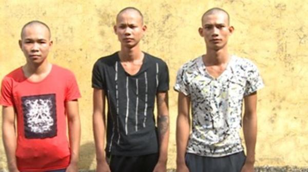 Quỳnh Phụ - Thái Bình: Bắt nhóm đối tượng trộm cắp xe máy