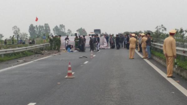 Thái Bình: Bắt khẩn cấp tài xế gây tai nạn khiến 3 người thương vong