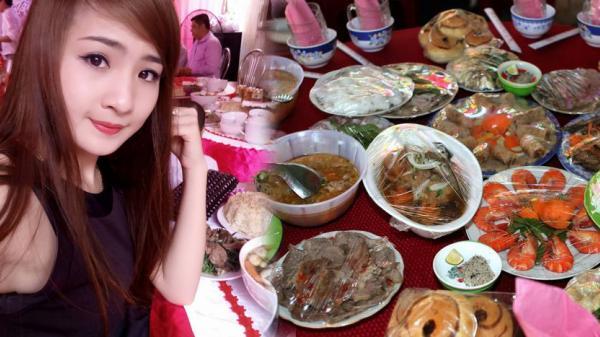 Thái Bình: Quê tôi ăn cỗ lấy phần