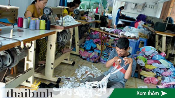 Thái Bình: Vợ chồng khuyết tật đã tạo việc làm cho bao nhiêu người khó khăn
