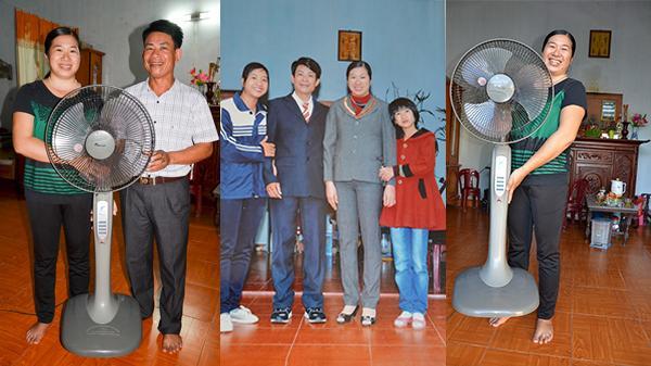 Thái Bình là tỉnh đầu tiên ở Việt Nam sinh 2 con gái được thưởng
