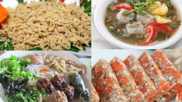 Những món đặc sản Thái Bình ăn một lần nhớ mãi