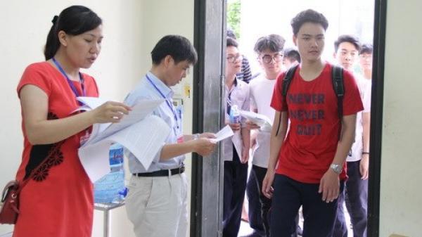 Thái Bình: Thông báo sau kỳ thi THPT Quốc gia 2017