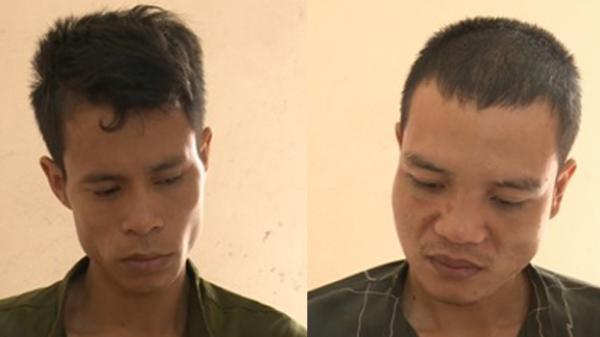 Thái Bình: Bắt 2 đối tượng chuyên trộm cắp xe máy