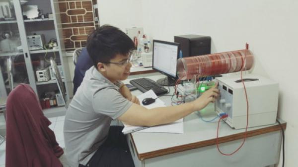 Lần đầu tiên Quảng Ninh có thí sinh lọt vào đội tuyển dự thi Olympic Vật lý Châu Á