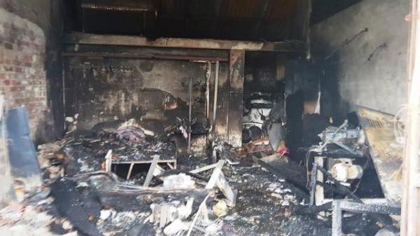 Ba mẹ con tử vong thương tâm trong đêm sau khi nhà bị cháy