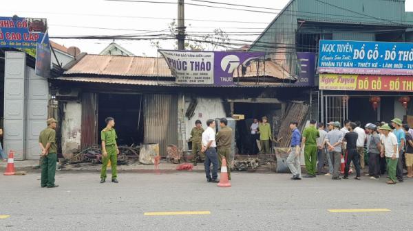 Bố đi làm xa ở Thanh Hóa, 3 mẹ con tử vong thương tâm bởi vụ hỏa hoạn lớn xảy ra trong đêm