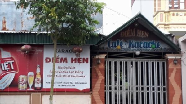 Thái Bình: Lộ diện 5 đối tượng chém chết người sau xô xát tại quán karaoke
