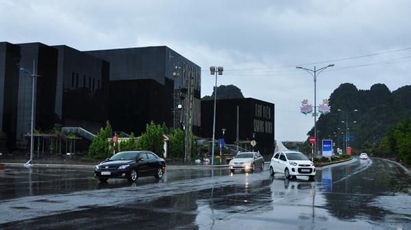 Cảnh báo không khí lạnh và  mưa dông diện rộng ở Quảng Ninh
