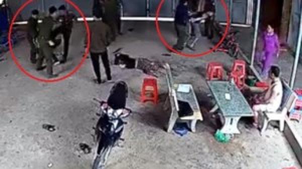 Lãnh đạo CA Sơn Dương nói gì về vụ đánh người ở Tuyên Quang?