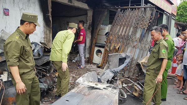Cuộc điện thoại ám ảnh vụ 3 mẹ con ôm nhau chết cháy ở Nam Định: Bất lực nghe con nhỏ cầu cứu