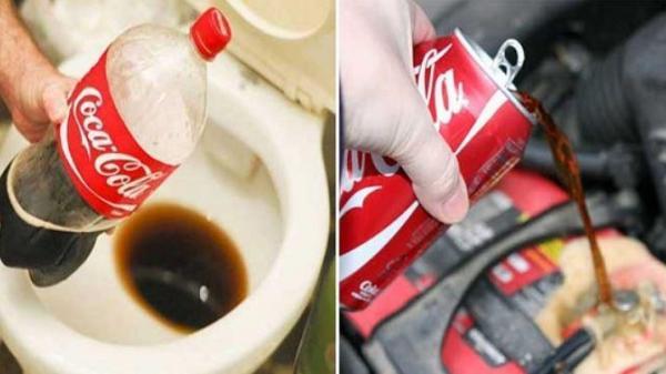 Bạn sẽ thực sự hối tiếc vì không biết 20 công dụng của Coca-cola này sớm hơn