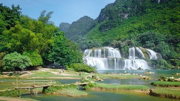 Công viên địa chất toàn cầu UNESCO - Niềm kiêu hãnh của những người yêu Cao Bằng