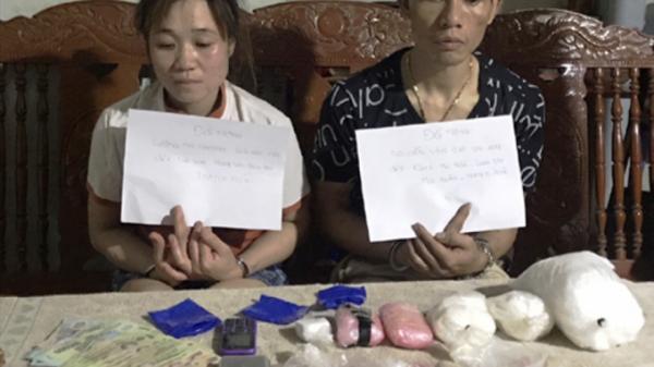 Thanh Hóa: Chồng vừa bị bắt, vợ đã tham gia mua bán, vận chuyển trái phép ma túy