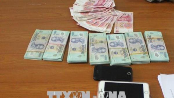 Shop da cá sâu ở Quảng Ninh có dấu hiệu chuyển tiền về thẳng Trung Quốc