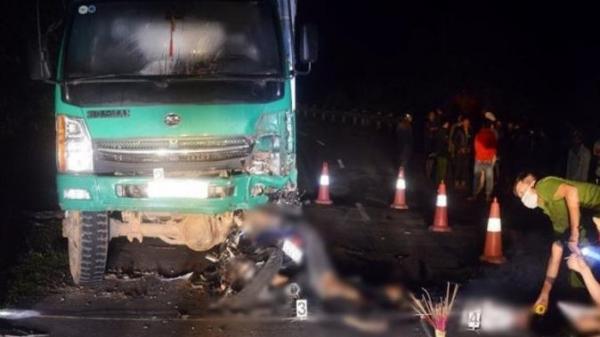Kinh hoàng 12 người chết do tai nạn giao thông trong ngày đầu tiên của dịp nghỉ lễ