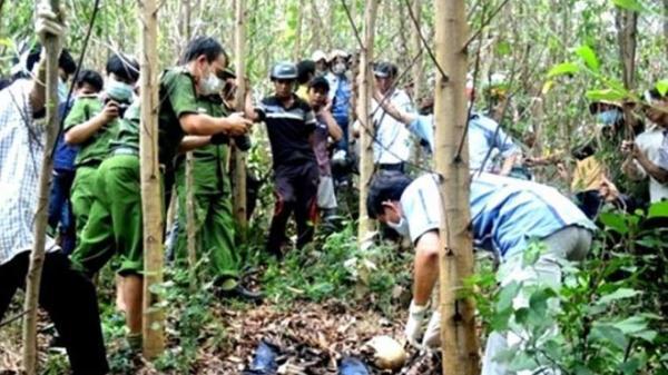 N.Ó.N.G: Phát hiện b.ộ x.ư.ơ.n.g nam giới trên đồi keo ở Quảng Ninh