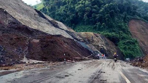 Dự án BOT Thái Nguyên - Chợ Mới: Lún, nứt do… mưa lớn!
