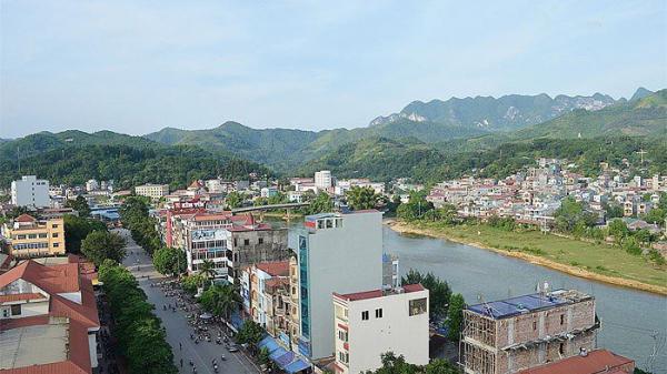 Gần 268 tỷ đồng đầu tư phát triển đô thị Khuổi Đưa tại Cao Bằng