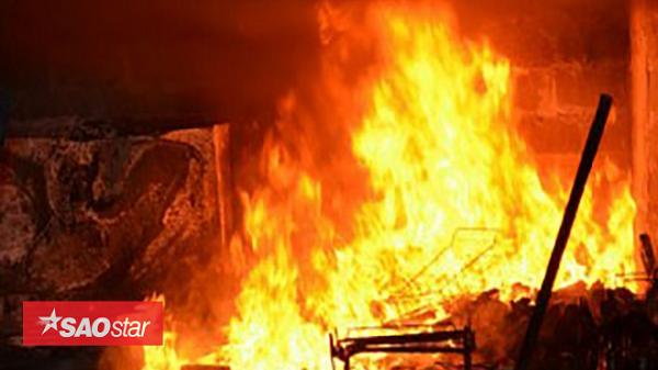 Thanh Hóa: Trộm đồ bất thành, quay sang châm lửa đốt nhà gia chủ