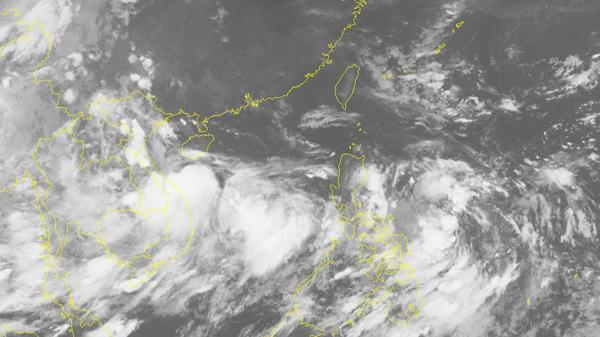 Chiều tối nay 25/7, bão số 4 đổ bộ, gây mưa lớn 150-250 mm