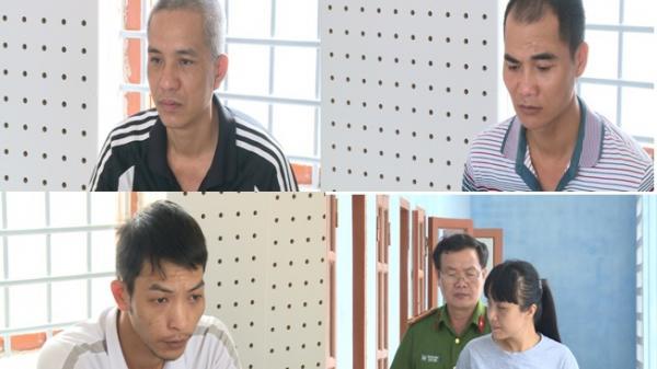 Thái Bình: Bắt 4 đối tượng manh động chặn đầu xe, đập kính ô tô cướp hơn 1 tỷ đồng