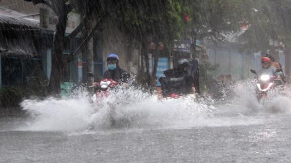 Dự bảo thời tiết từ 15/7 đến 18/7: Thái Bình và các tỉnh Bắc Bộ, Bắc Trung Bộ có mưa lớn trên diện rộng