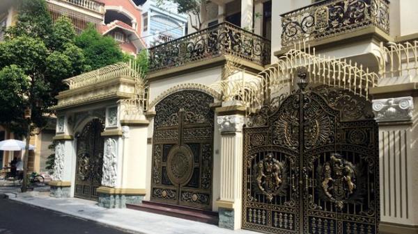 """Chiêm ngưỡng tòa biệt thự sinh ba có giá nghìn tỷ """"vạn người mơ"""" của đại gia Thái Bình"""