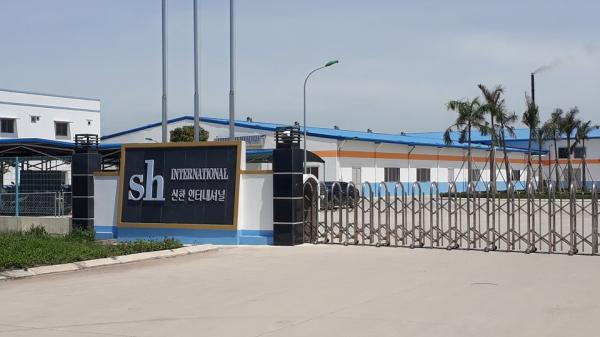 Thái Bình: Hàng chục công nhân nhập viện sau bữa ăn trưa