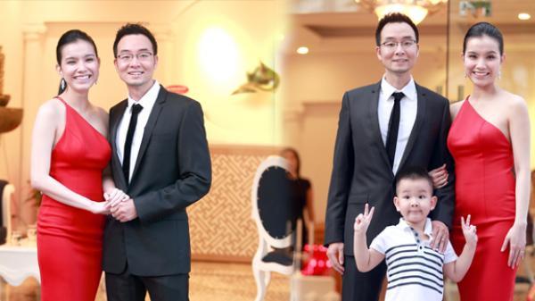 Chân dung người chồng tiến sĩ, giàu có 'vạn người mê' của Hoa hậu quê Thái Bình Thùy Lâm