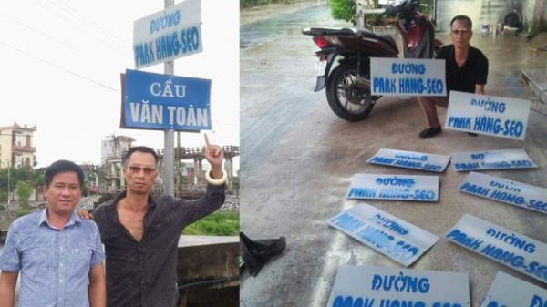 """Thái Bình: Đặt """"tên đường"""" theo tên cầu thủ và HLV đội tuyển U23 Việt Nam"""