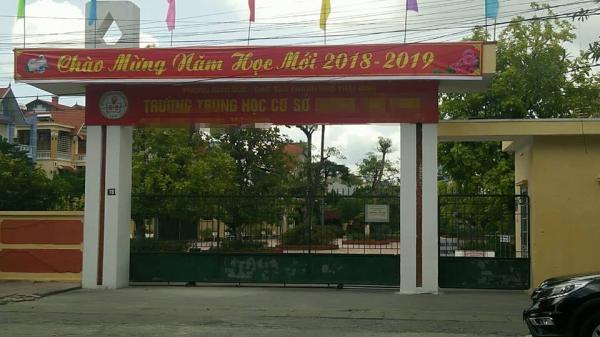 Thái Bình: Khởi tố, bắt tạm giam 2 nghi phạm trong vụ xâm hại nữ sinh lớp 9