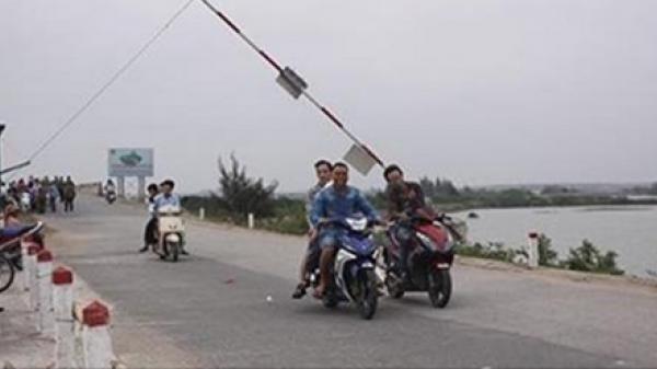 Thái Bình: 'BOT thôn' sừng sững 2 năm: Những thông tin ngược chiều