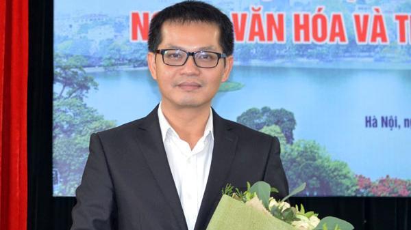 Người con quê lúa: NSND Trung Hiếu làm Giám đốc Nhà hát kịch Hà Nội