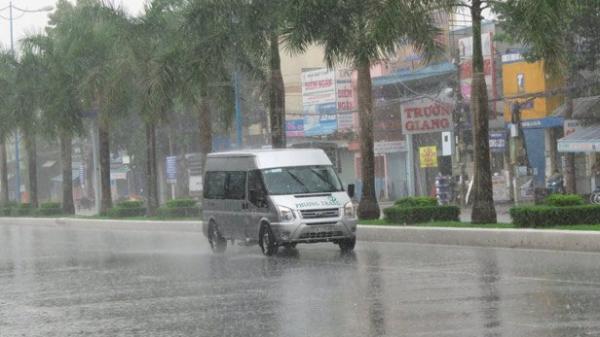 Dự báo thời tiết 28/9: Miền Bắc mưa rất to