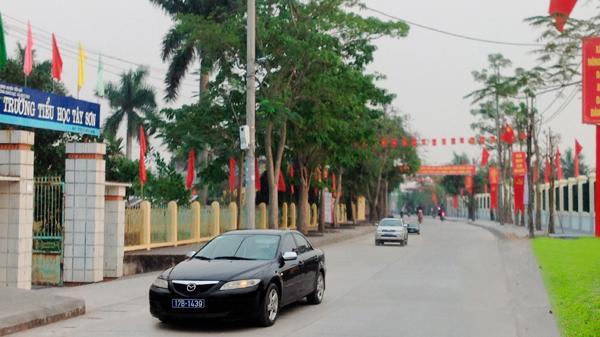 Tiền Hải: Phấn đấu năm 2019 cán đích huyện nông thôn mới
