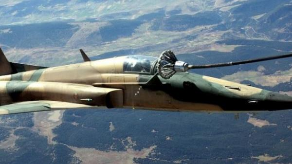 Tiêm kích F-5 của Tunisia rơi xuống biển Địa Trung Hải