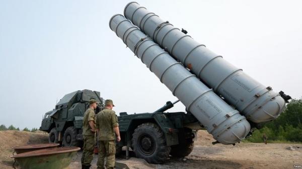 Mỹ điều máy bay 'lén lút' theo dõi tên lửa S-300 tại Syria