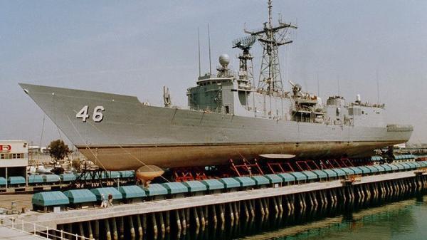 """[ẢNH] Nga lo ngại viễn cảnh Mỹ chuyển giao tàu hộ vệ """"khủng"""" 4.000 tấn cho Ukraine"""