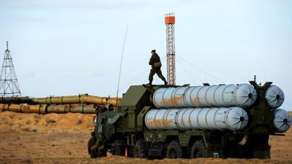 """Nga có thêm động thái """"tiếp lửa"""" cho hệ thống S-300 ở Syria"""