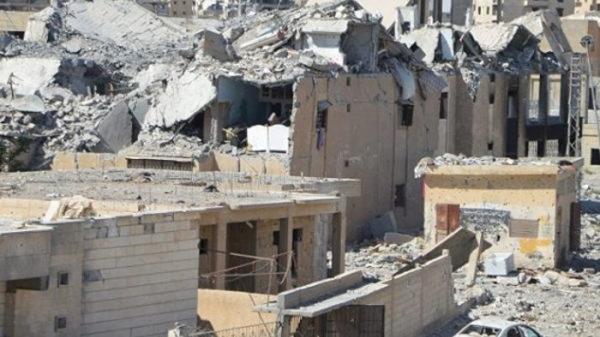 Syria: Hành động của liên quân do Mỹ dẫn đầu tại Raqqa là tội diệt chủng