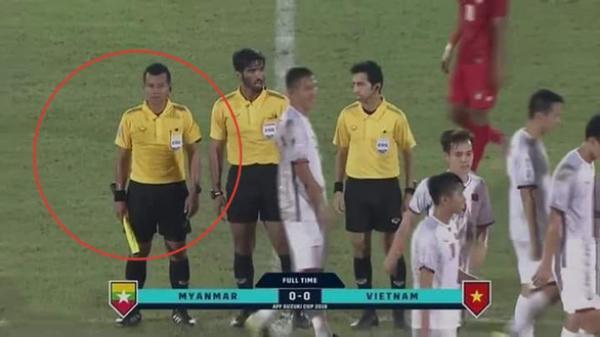 Myanmar 'chê' CĐV Việt Nam x.ấu tính, bảo vệ trọng tài Thái Lan