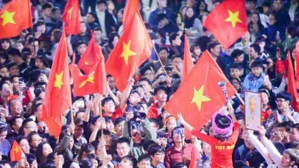 Chính thức: Chốt ngày bán vé trận bán kết Việt Nam – Philippines tại AFF Cup 2018