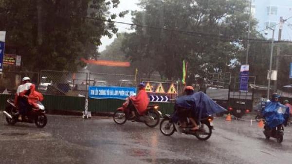 Thông tin mới nhất về cơn bão số 7: Từ sáng mai Bắc Bộ có mưa diện rộng